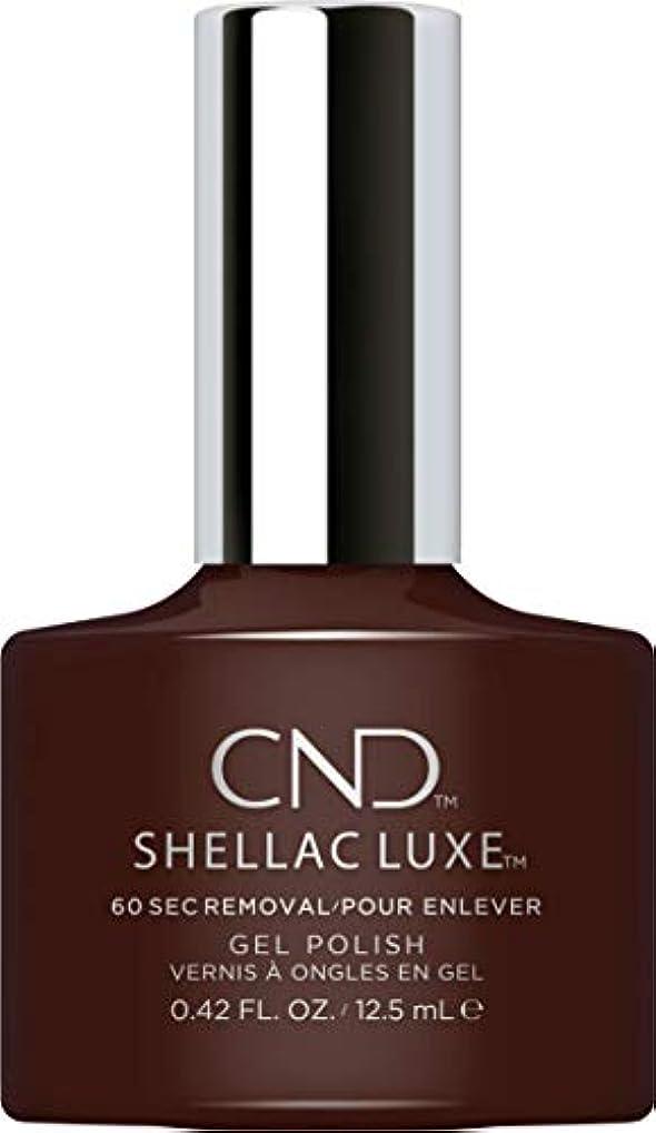 時間厳守最少トランザクションCND Shellac Luxe - Fedora - 12.5 ml / 0.42 oz