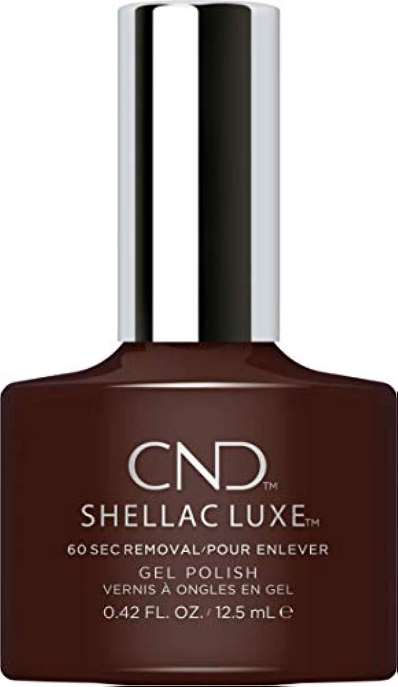 ルームチョークカッターCND Shellac Luxe - Fedora - 12.5 ml / 0.42 oz