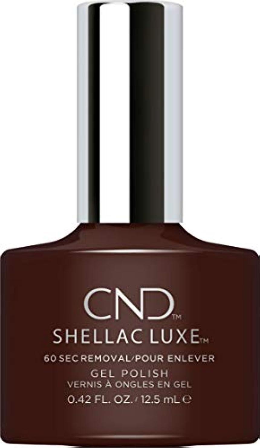 同様に若者ディレイCND Shellac Luxe - Fedora - 12.5 ml / 0.42 oz