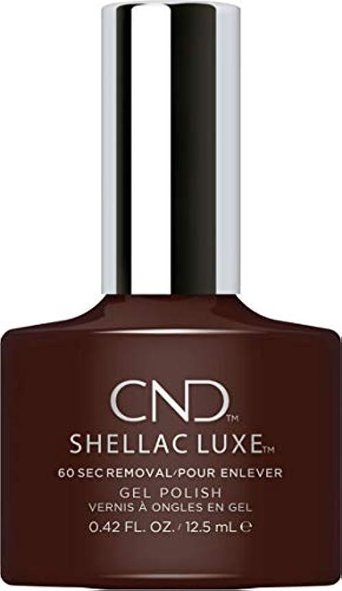 脚ブラストブリークCND Shellac Luxe - Fedora - 12.5 ml / 0.42 oz