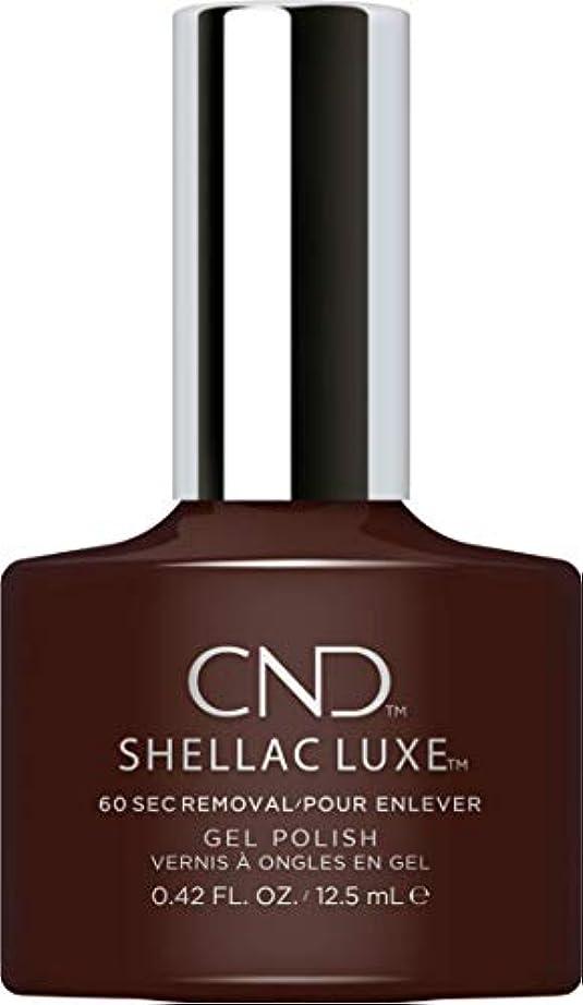 怒る熟読狂信者CND Shellac Luxe - Fedora - 12.5 ml / 0.42 oz