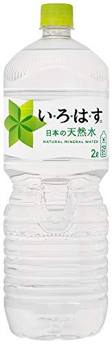 いろはす 天然水 ペット 2L