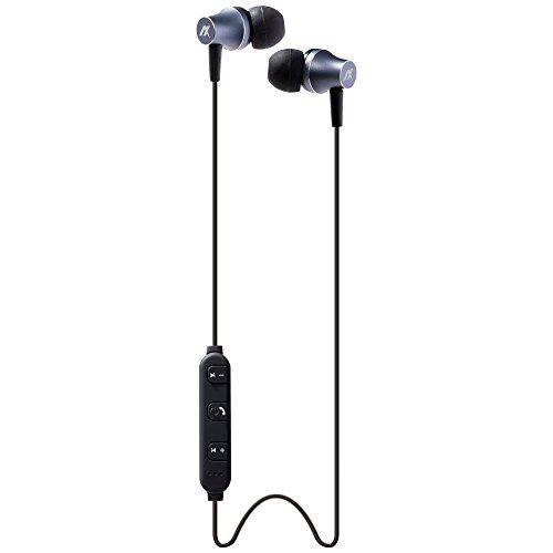 アクセス AXES B-REVOL Bluetoothイヤフォン シルバーグレー AH-BT29MG