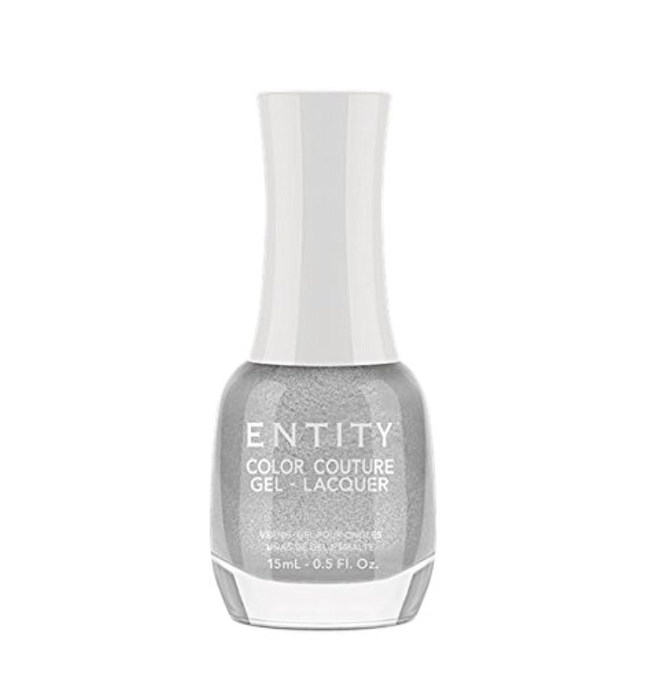 綺麗な無傷情緒的Entity Color Couture Gel-Lacquer - Contemporary Couture - 15 ml/0.5 oz