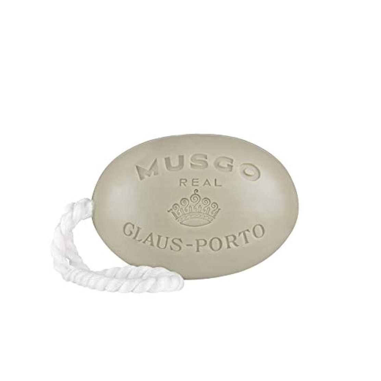 吸収剤センチメートル受けるMusgo Real Oak Moss Sopa on a Rope