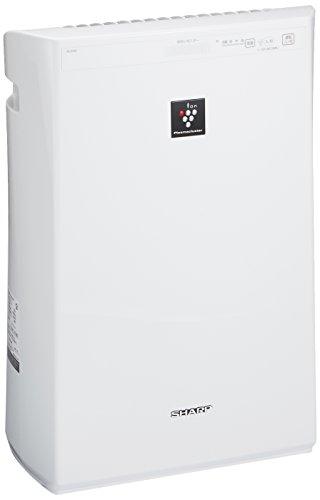 シャープ 空気清浄機 プラズマクラスター ~10畳/空気清浄...