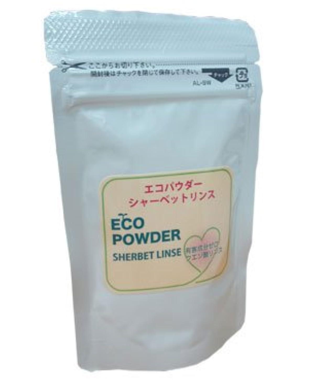 半導体不利益相関するエコパウダーシャーベットリンス 50g