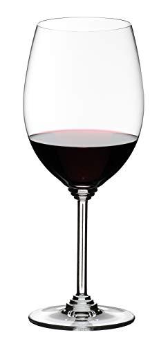 リーデル (RIEDEL)赤ワイングラス ワイン カベルネ/メルロ 610ml 6448/0  2個入