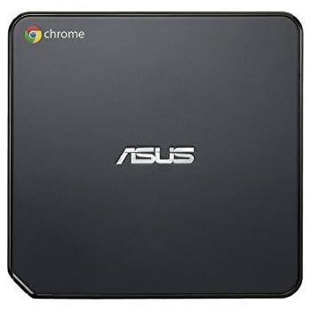 ASUS CHROMEBOX-M004U クロームボックス (Intel Celeron 1.4GHz/2GB/SSD16GB/Desktop/Chrome OS) 並行輸入品