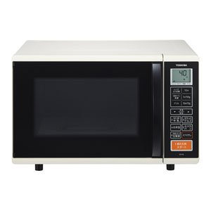 東芝 17L オーブンレンジ 石窯オーブン ER-K3-W アイボリーホワイト
