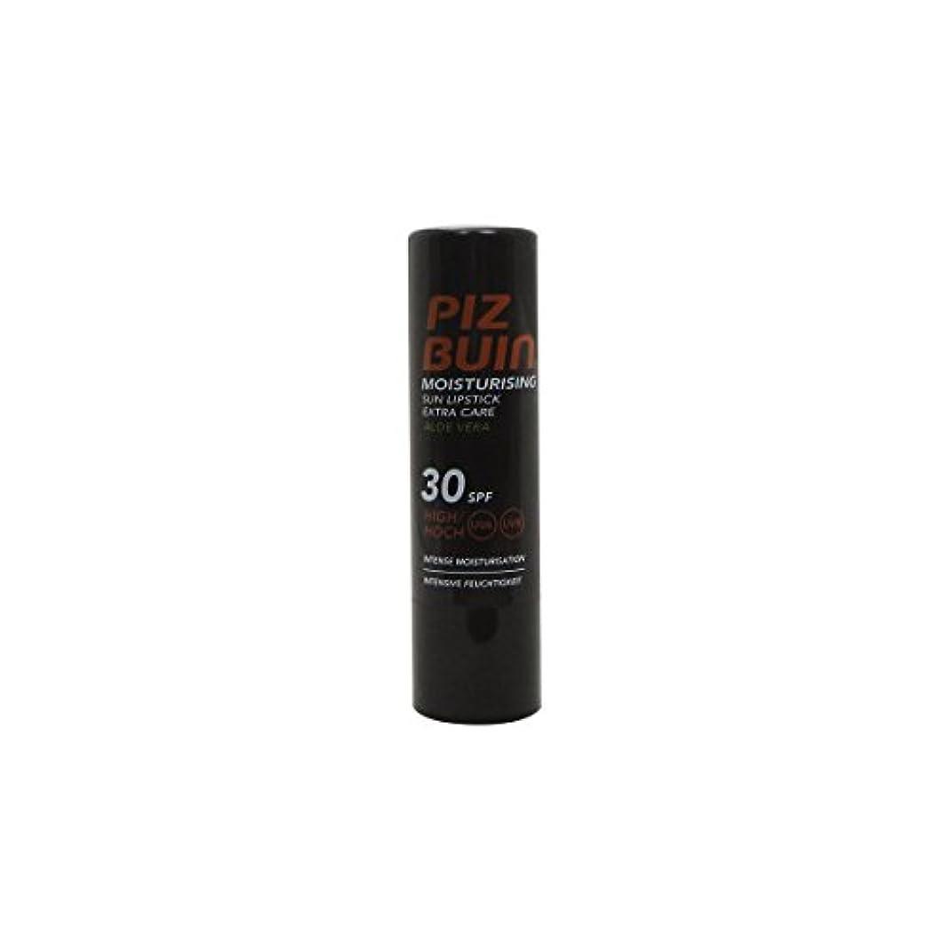 家アラバマ半円Piz Buin Lipstick Spf 30 Moisturising With Aloe Vera5g [並行輸入品]