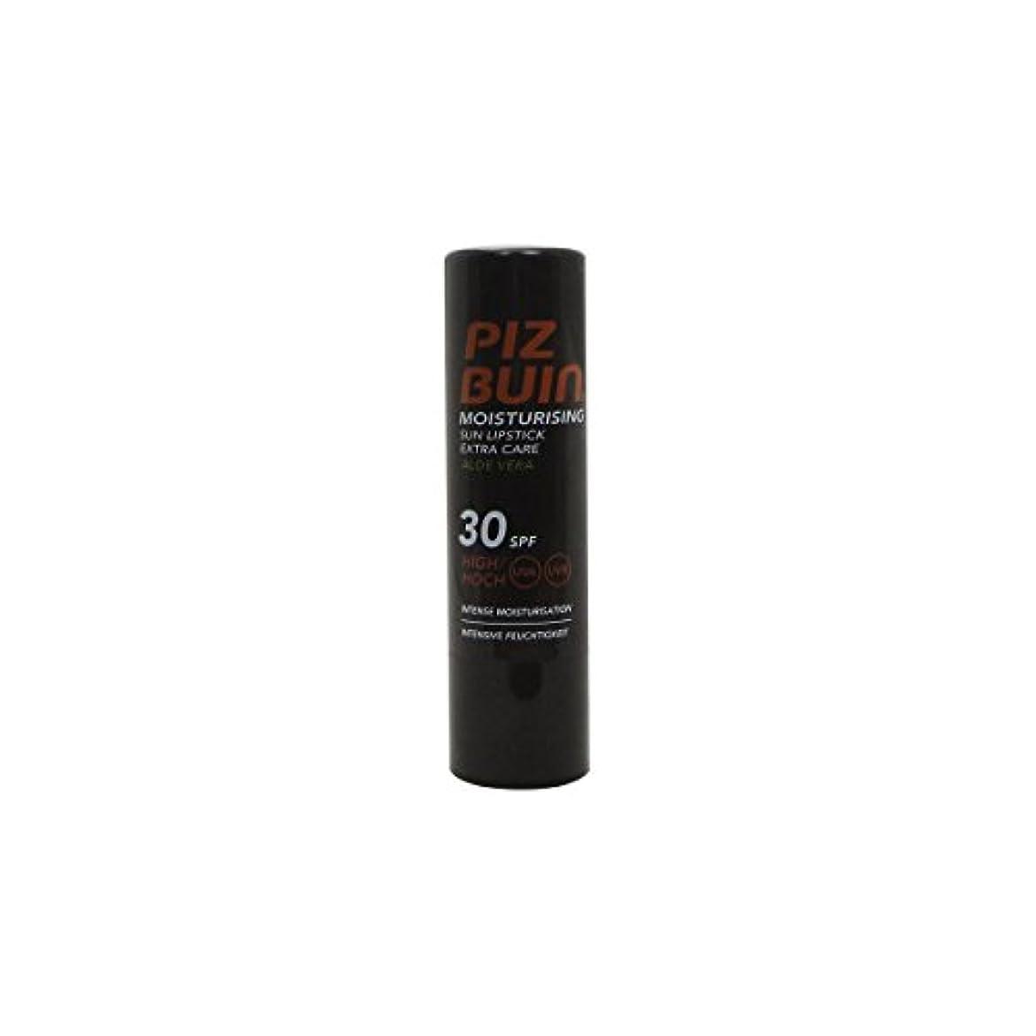 取り組むレンド慣性Piz Buin Lipstick Spf 30 Moisturising With Aloe Vera5g [並行輸入品]
