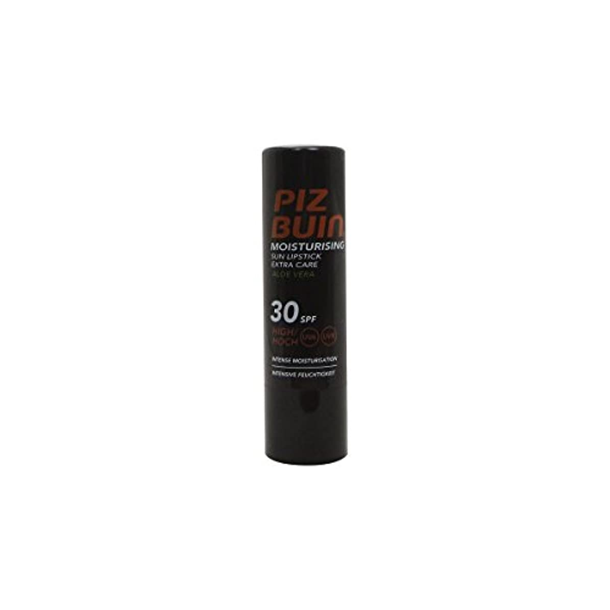 鉱夫展示会気分が悪いPiz Buin Lipstick Spf 30 Moisturising With Aloe Vera5g [並行輸入品]