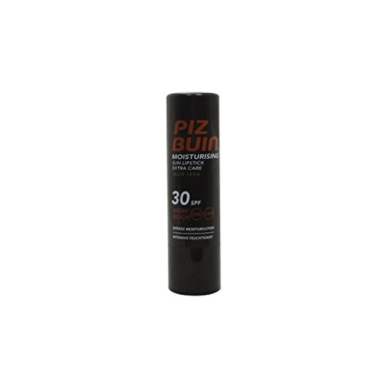 コース熟読トンネルPiz Buin Lipstick Spf 30 Moisturising With Aloe Vera5g [並行輸入品]