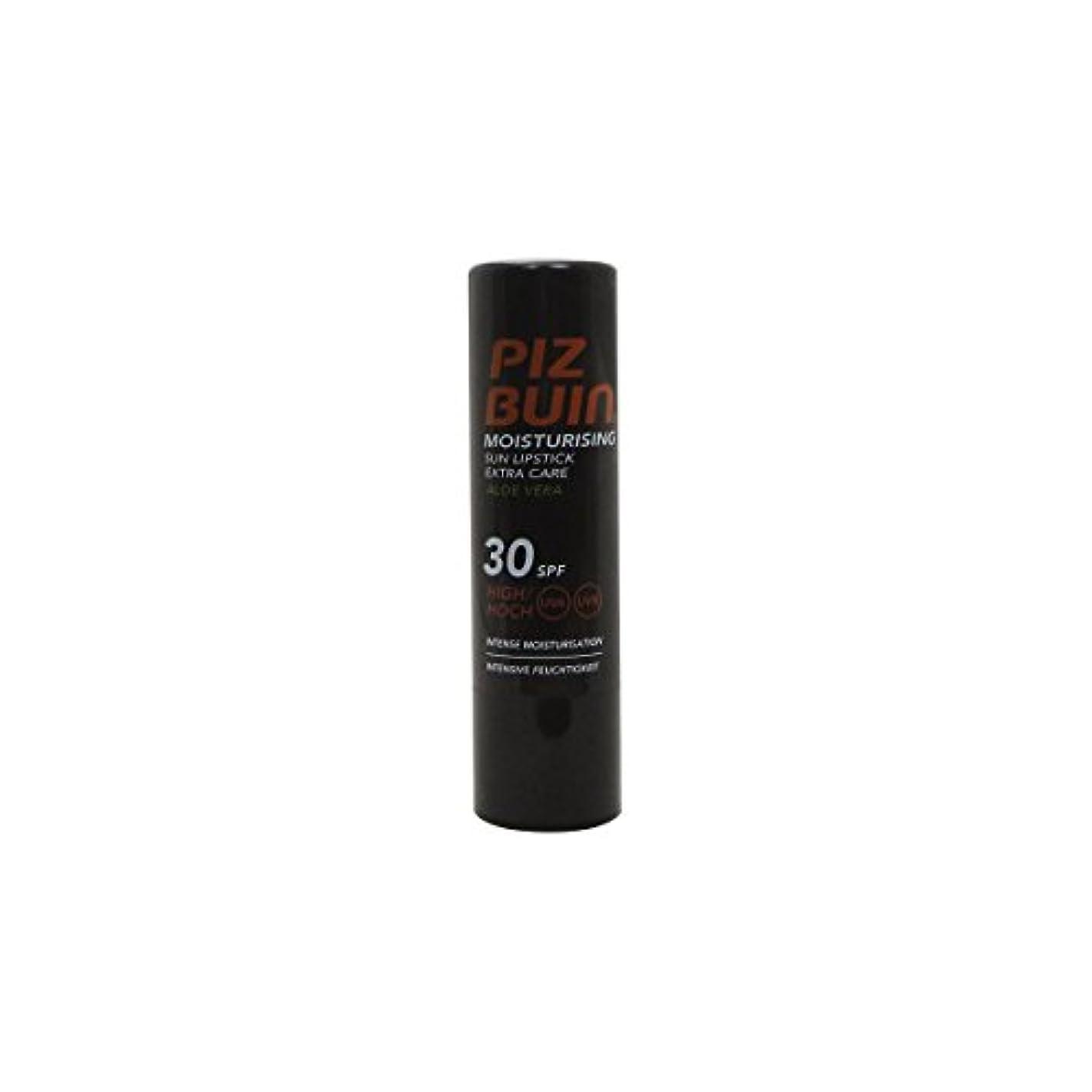 予約冷酷な硫黄Piz Buin Lipstick Spf 30 Moisturising With Aloe Vera5g [並行輸入品]