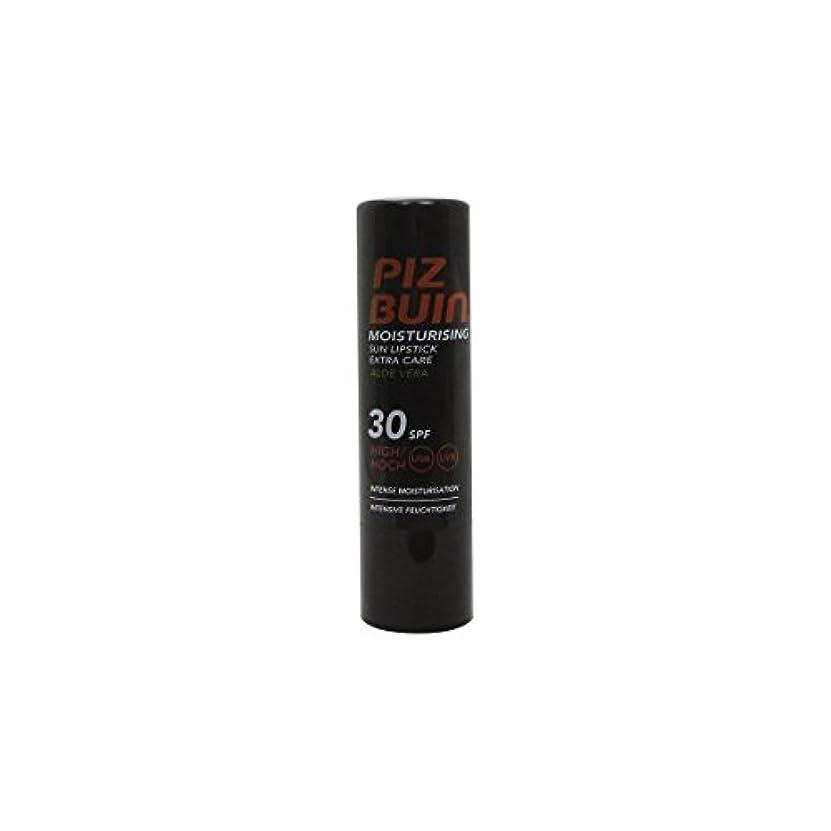 編集する拘束するペルメルPiz Buin Lipstick Spf 30 Moisturising With Aloe Vera5g [並行輸入品]