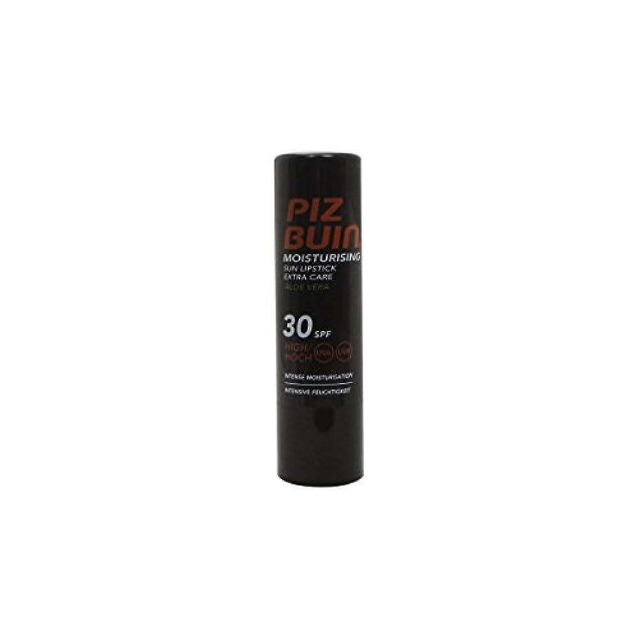 海藻気づくなる本能Piz Buin Lipstick Spf 30 Moisturising With Aloe Vera5g [並行輸入品]