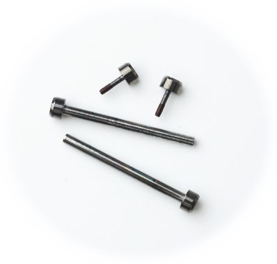[해외][카시오] CASIO GW-400J~ GW-400 밴드 고정 나사 (1set 4 개) [시계]/[Casio] CASIO GW-400J~ band fixing screw for GW-400 (1 set 4 pieces) [watch]