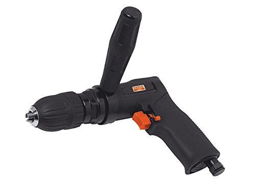 BAHCO(バーコ) Air Drill エアドリル13mm キーレスチャックサイドハンドル付 BP825