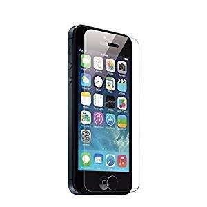 アイフォンse フィルム iPhone SE / iPhone5s / iPhone5c / iPhone5 ガラスフィルム 液晶保護フィルム 強化ガラス 日本製素材 旭硝子使用 0.3mm 硬度9H DOLPHIN47 EDGE