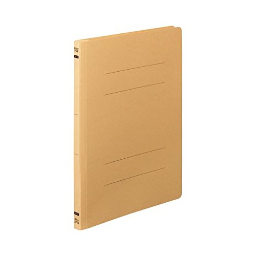 (業務用2セット)フラットファイルE A4タテ 150枚収容 背幅18mm イエロー 1セット(100冊:10冊×10パック) 【×2セット】