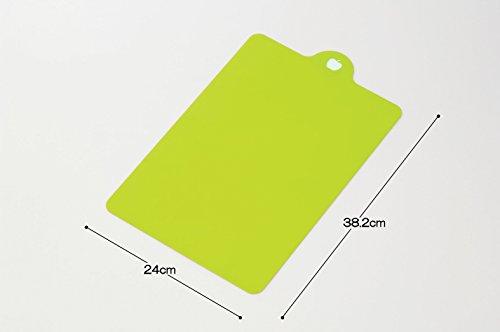 イノマタ化学『使い分けシートまな板4枚セット(0061)』