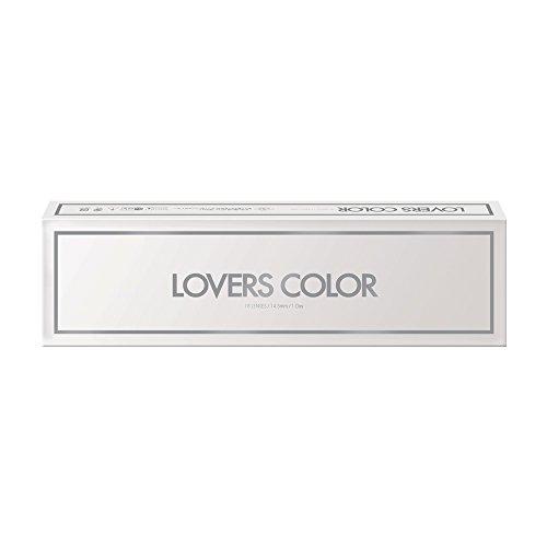 ラヴァーズカラー ワンデー (LOVERS COLOR 1day) LOVERS COLOR 1day オーガニックブラウン 18枚入 -2.00 オーガニックブラウン -2.00 18枚入り