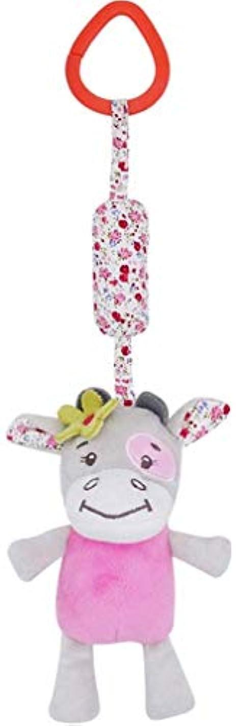 復活するコントラストメイドベッドメリー モビールQunqeneカー玩具動物風チャイム玩具ミュージカルベッドぶら下げベル用おもちゃ新生児1ピース