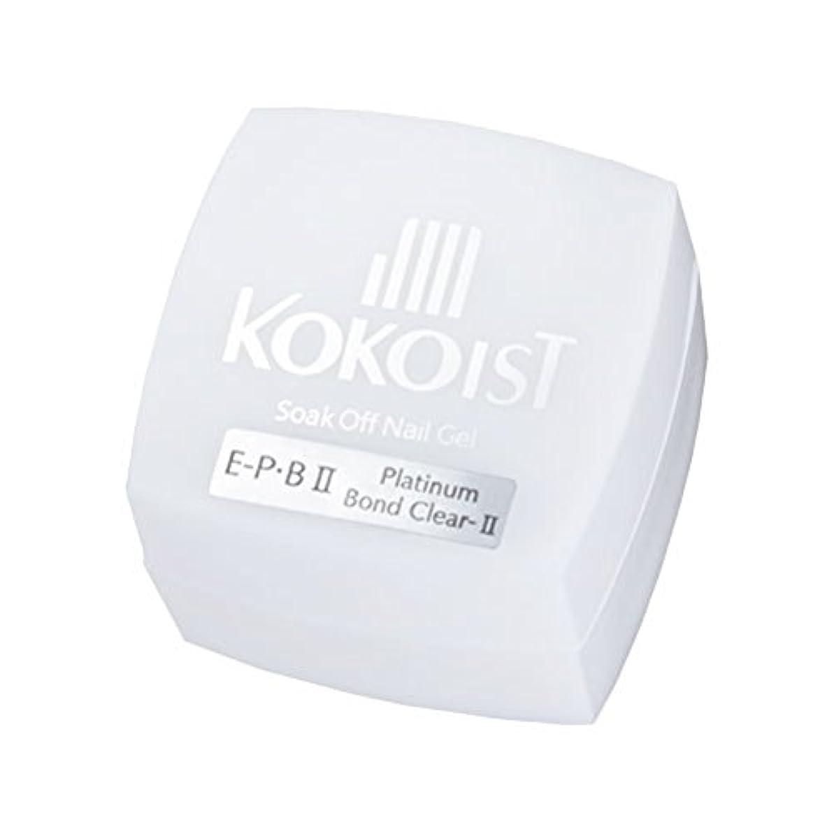 おそらく資産パワーKOKOIST フ゜ラチナホ゛ント゛II 4g ジェル UV/LED対応