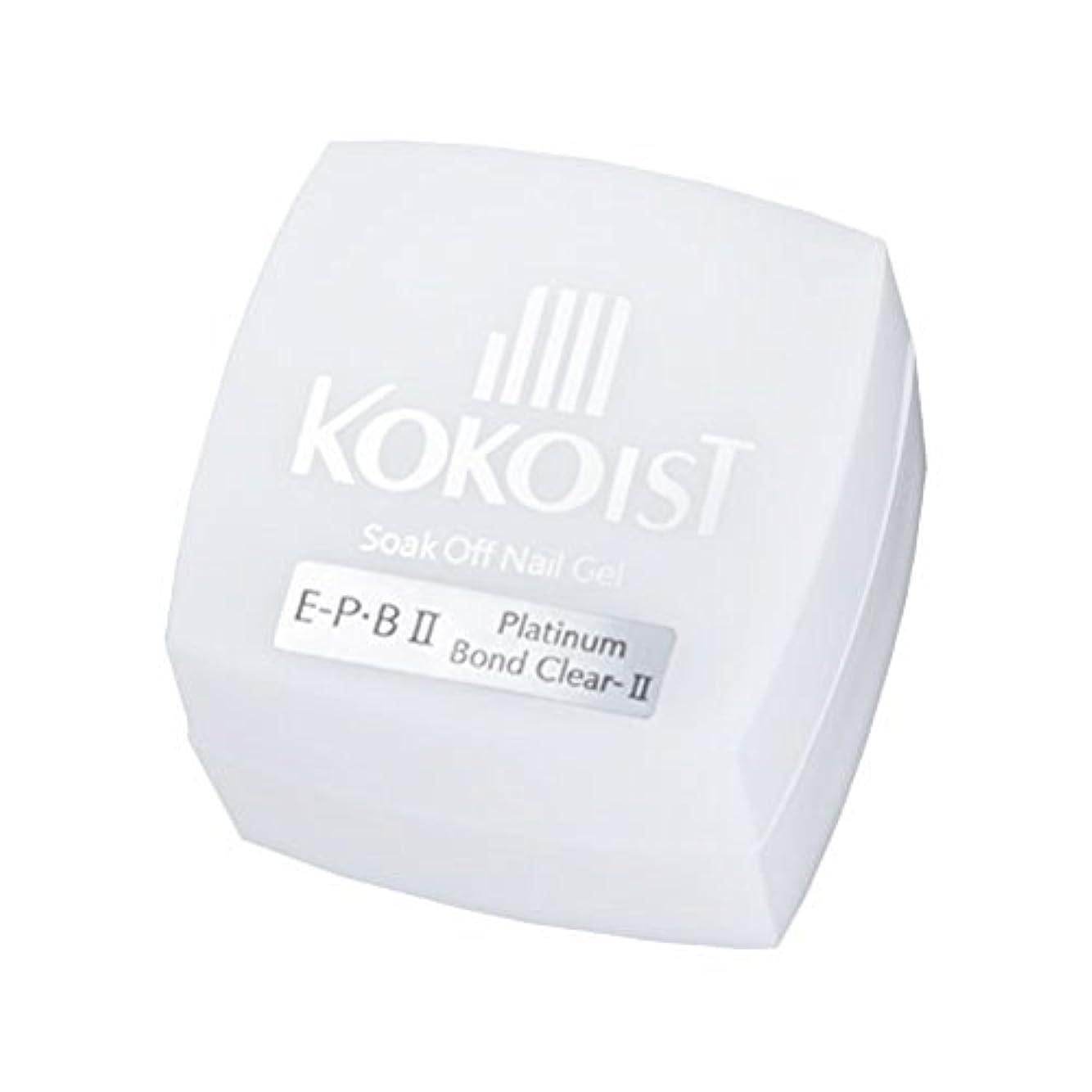コミュニティ文房具ベーシックKOKOIST フ゜ラチナホ゛ント゛II 4g ジェル UV/LED対応