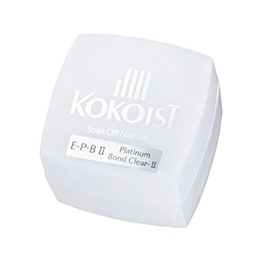 降伏かける料理をするKOKOIST フ゜ラチナホ゛ント゛II 4g ジェル UV/LED対応