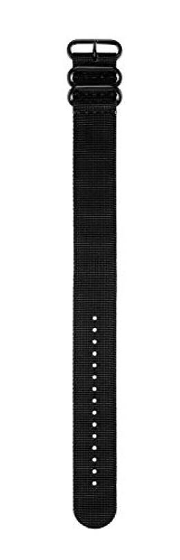 あるシャトルコンサートGARMIN(ガーミン) ベルト交換キット fenix3J用 ナイロン Black 1216823