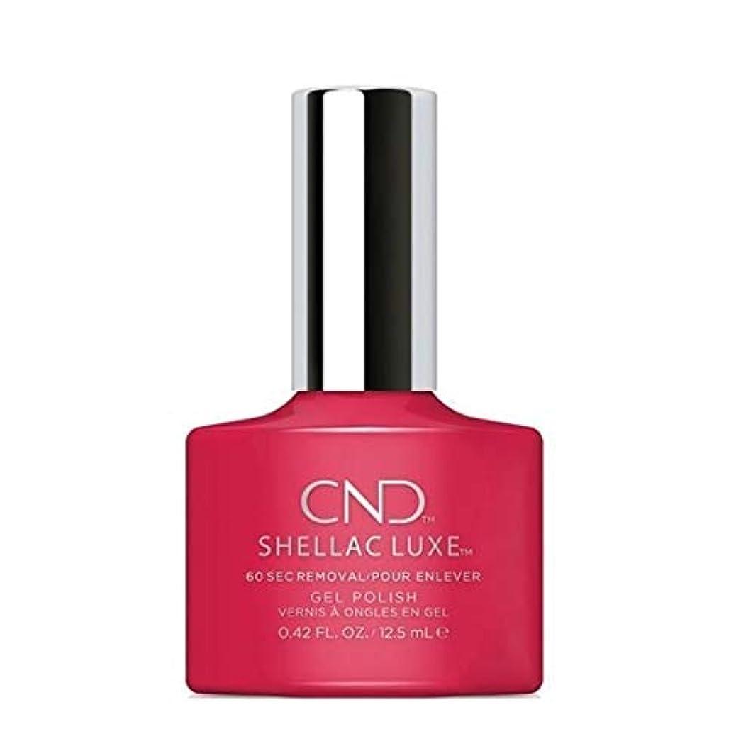 ランプラオス人微生物CND Shellac Luxe - Femme Fatale - 12.5 ml / 0.42 oz