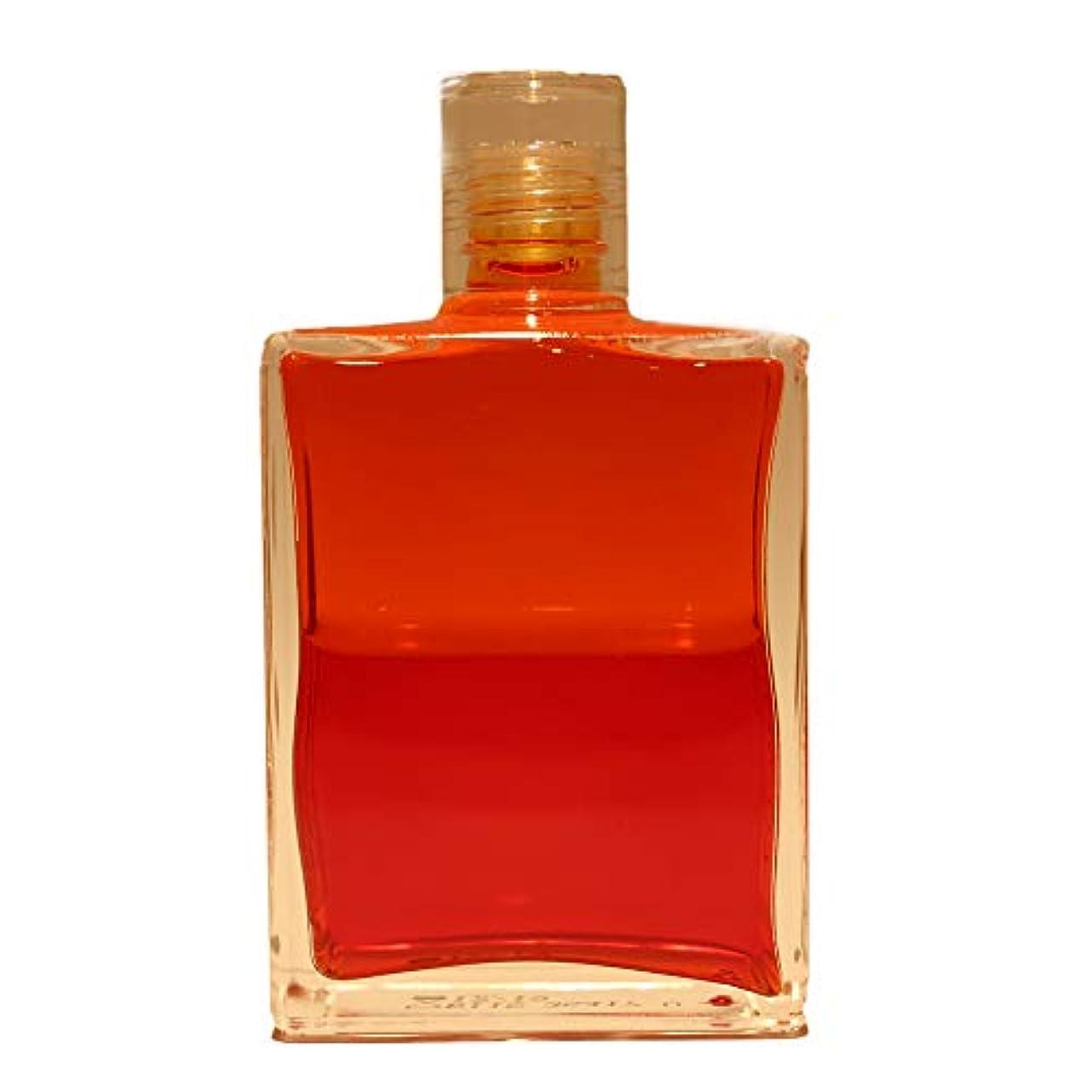 リム管理する慣習AURA-SOMA PRODUCTS オーラソーマ イクイリブリアム B115 大天使ケミエルとアリエル 化粧水 オレンジ/レッド 50ml