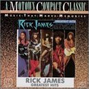 Rick James - Greatest Hits by Rick James