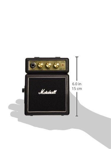Marshall MS2 Micro Guitar Amplifier [並行輸入品]