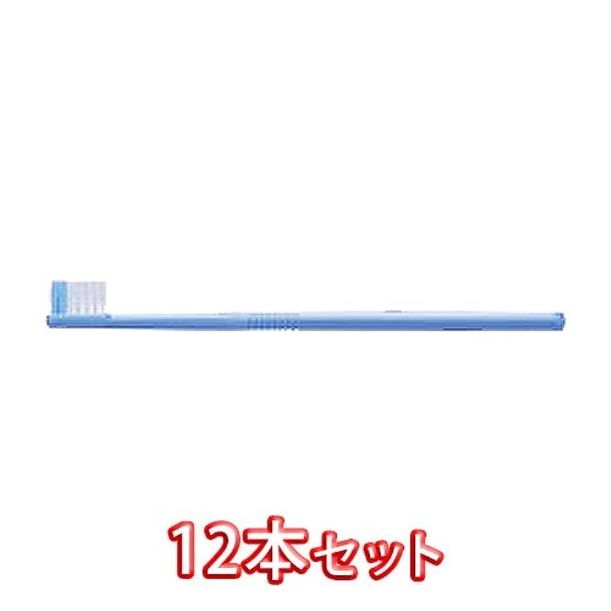プロット聞きます丁寧ライオン オルソドンティック 歯ブラシ DENT.EX Orthodontic-U 12本入