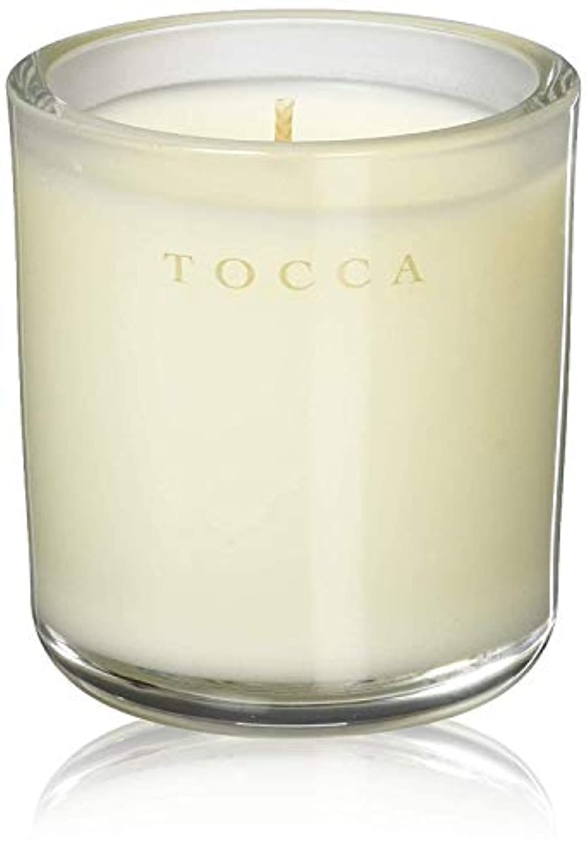 集中的な大聖堂招待TOCCA(トッカ) ボヤージュ キャンデリーナ バレンシア 85g (ろうそく 芳香 オレンジとベルガモットのフレッシュシトラスな香り)