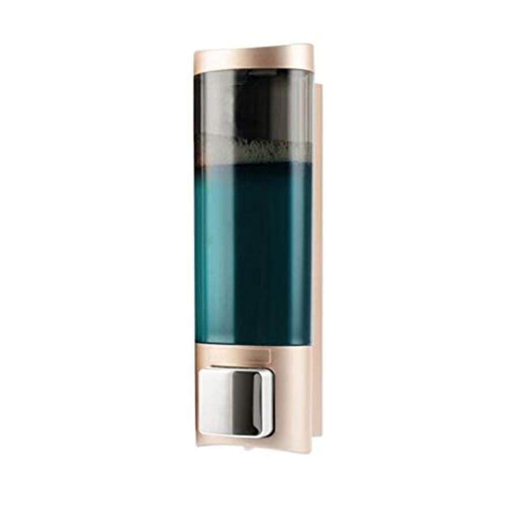 ロッカー犯人研究所Kylinssh 液体石鹸ディスペンサーポンプ、浴室または台所、家のホテル - ステンレス鋼のために理想的な壁の台紙の石鹸/ローションディスペンサーポンプ