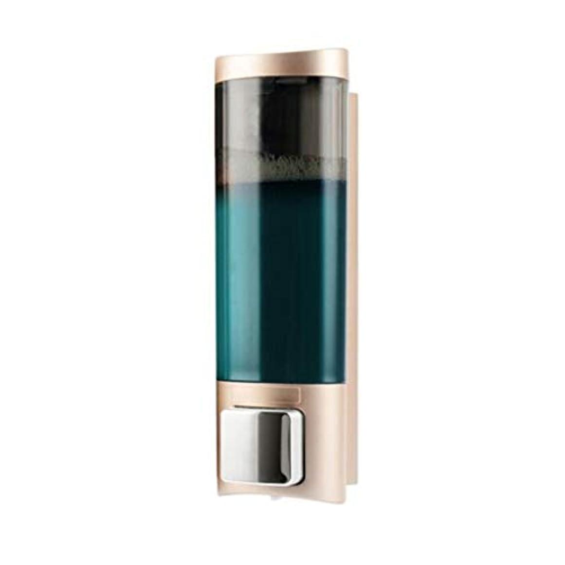 旅行者千手錠Kylinssh 液体石鹸ディスペンサーポンプ、浴室または台所、家のホテル - ステンレス鋼のために理想的な壁の台紙の石鹸/ローションディスペンサーポンプ