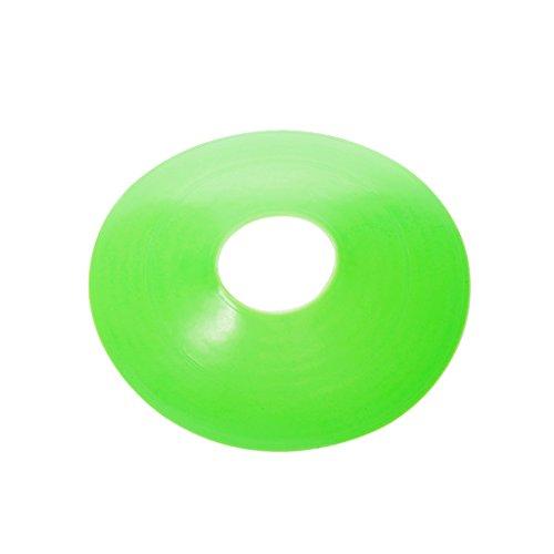 [해외]5 매들이 축구 마커 콘 2 인치 반 원뿔 스포츠/5 soccer soccer marker cone 2 inch half cone for sports