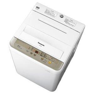 パナソニック 6.0kg 全自動洗濯機 シャンパンPanasonic NA-F60B10-N