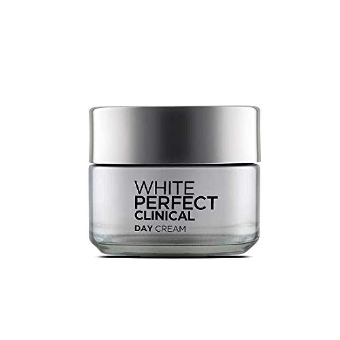 レビュー正確説教ロレアル White Perfect Clinical Day Cream SPF19 PA+++ 50ml/1.7oz並行輸入品