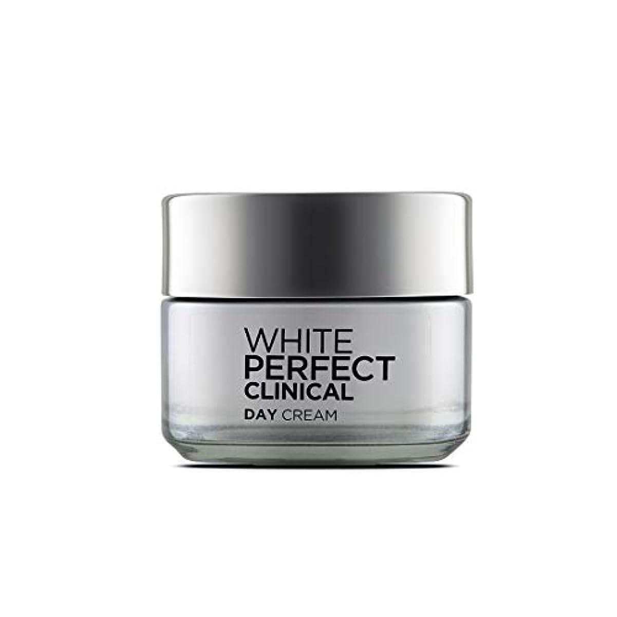 頭蓋骨束スライムロレアル White Perfect Clinical Day Cream SPF19 PA+++ 50ml/1.7oz並行輸入品