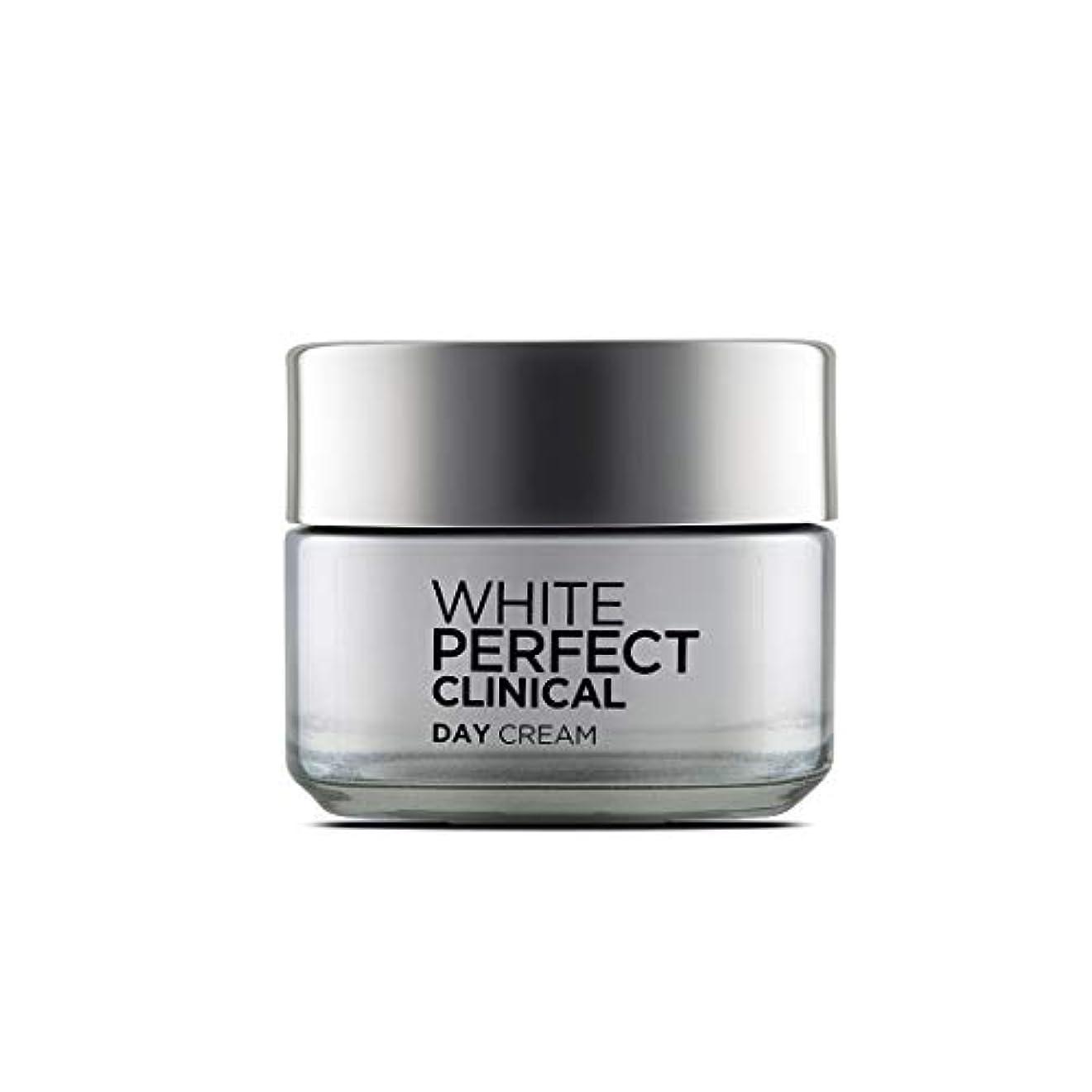 忌避剤一般的な冷蔵するロレアル White Perfect Clinical Day Cream SPF19 PA+++ 50ml/1.7oz並行輸入品