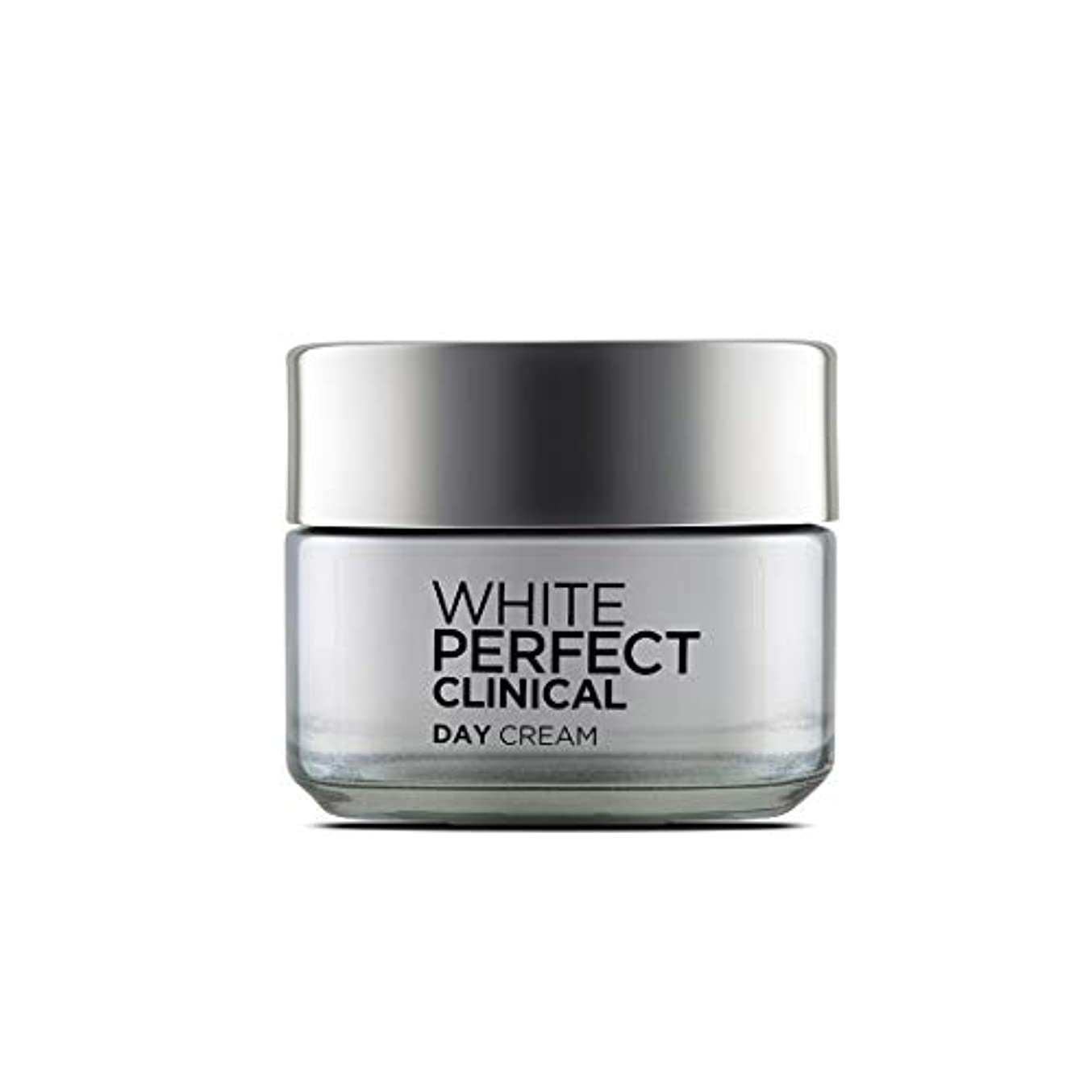アクセシブル飲料花瓶ロレアル White Perfect Clinical Day Cream SPF19 PA+++ 50ml/1.7oz並行輸入品