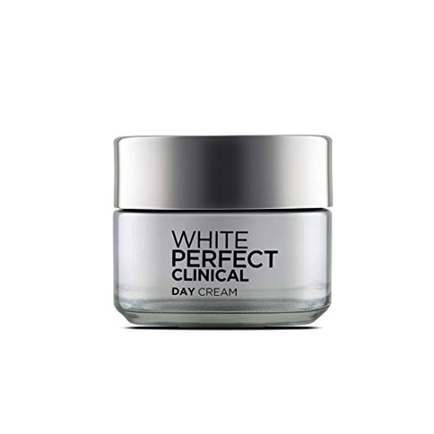 恐怖フリッパー見捨てるロレアル White Perfect Clinical Day Cream SPF19 PA+++ 50ml/1.7oz並行輸入品