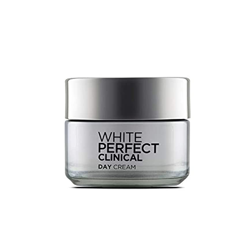 真夜中使い込む受信機ロレアル White Perfect Clinical Day Cream SPF19 PA+++ 50ml/1.7oz並行輸入品