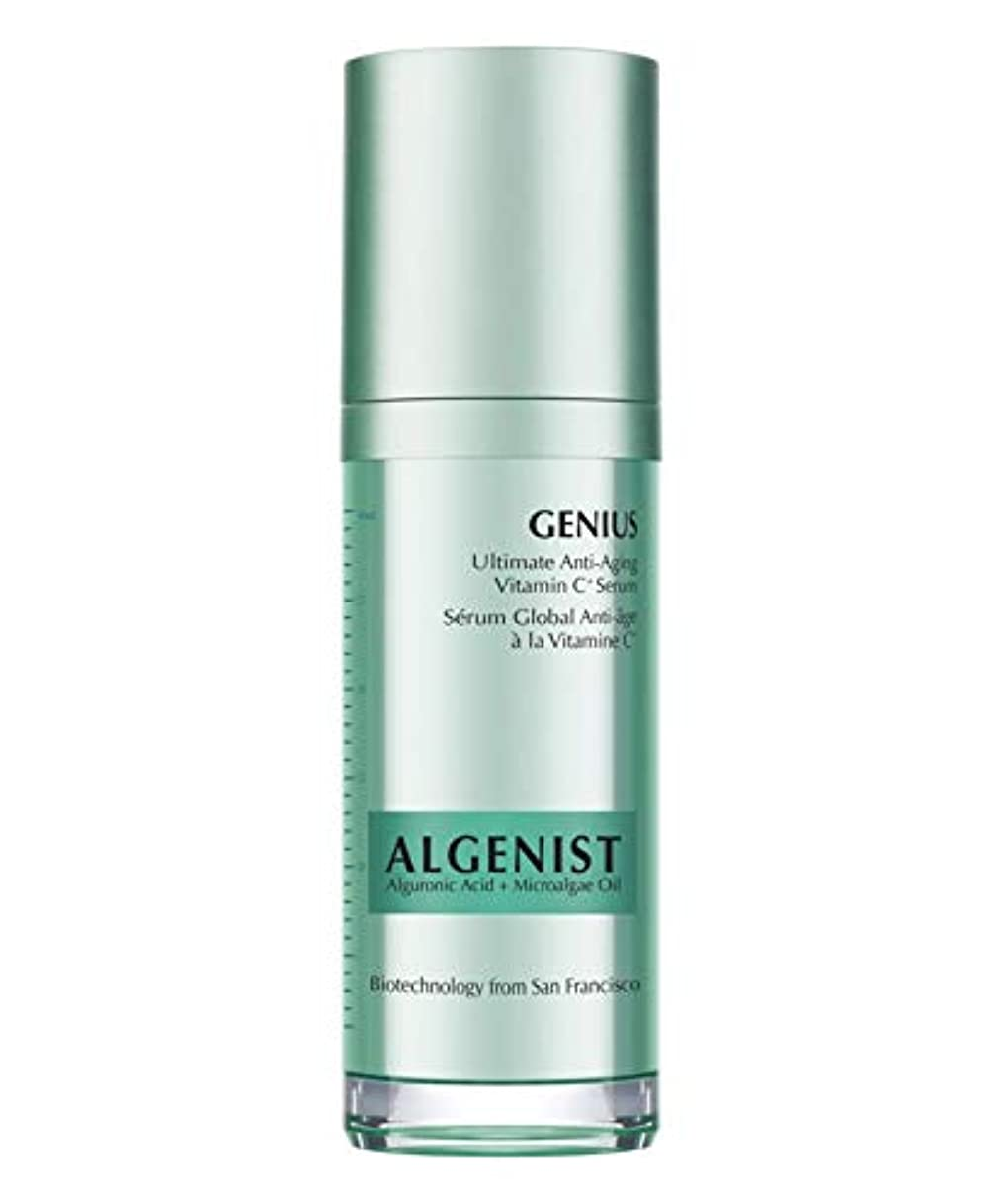 ナンセンス舞い上がるラフ睡眠Algenist Genius Ultimate Anti-Aging Vitamin C Serum 30ml