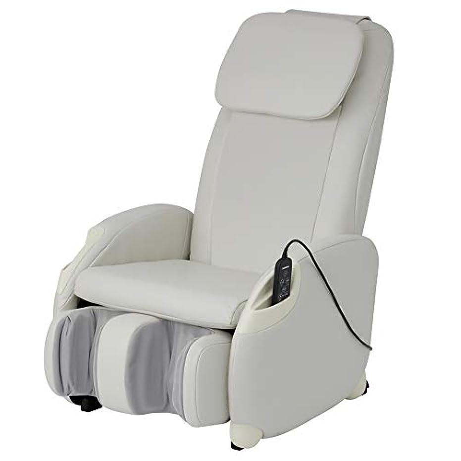 がっかりする四不名誉なスライヴ マッサージチェア くつろぎ指定席Light CHD-3400 ホワイト